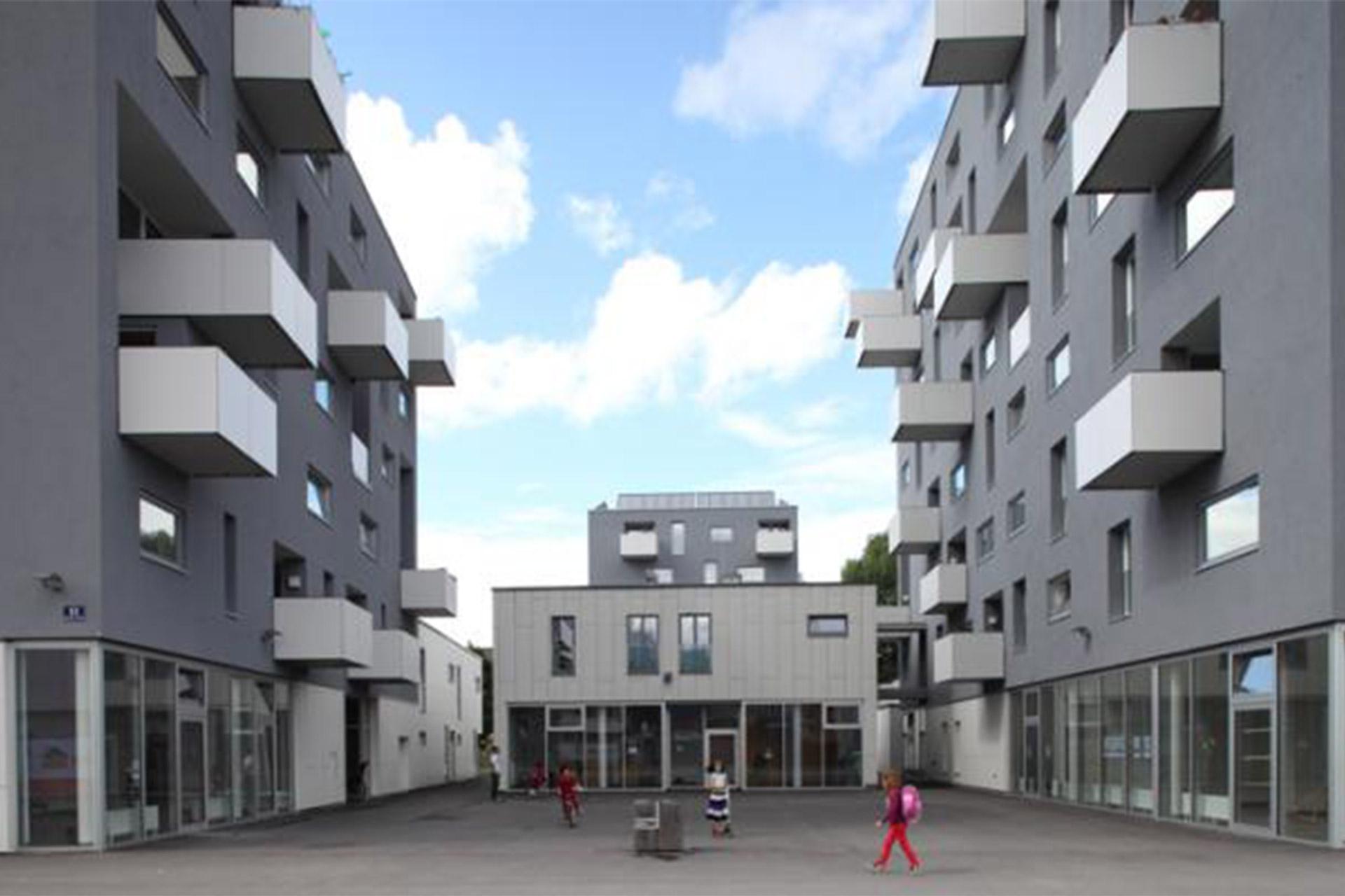 Stadtwerk Lehen Salzburg