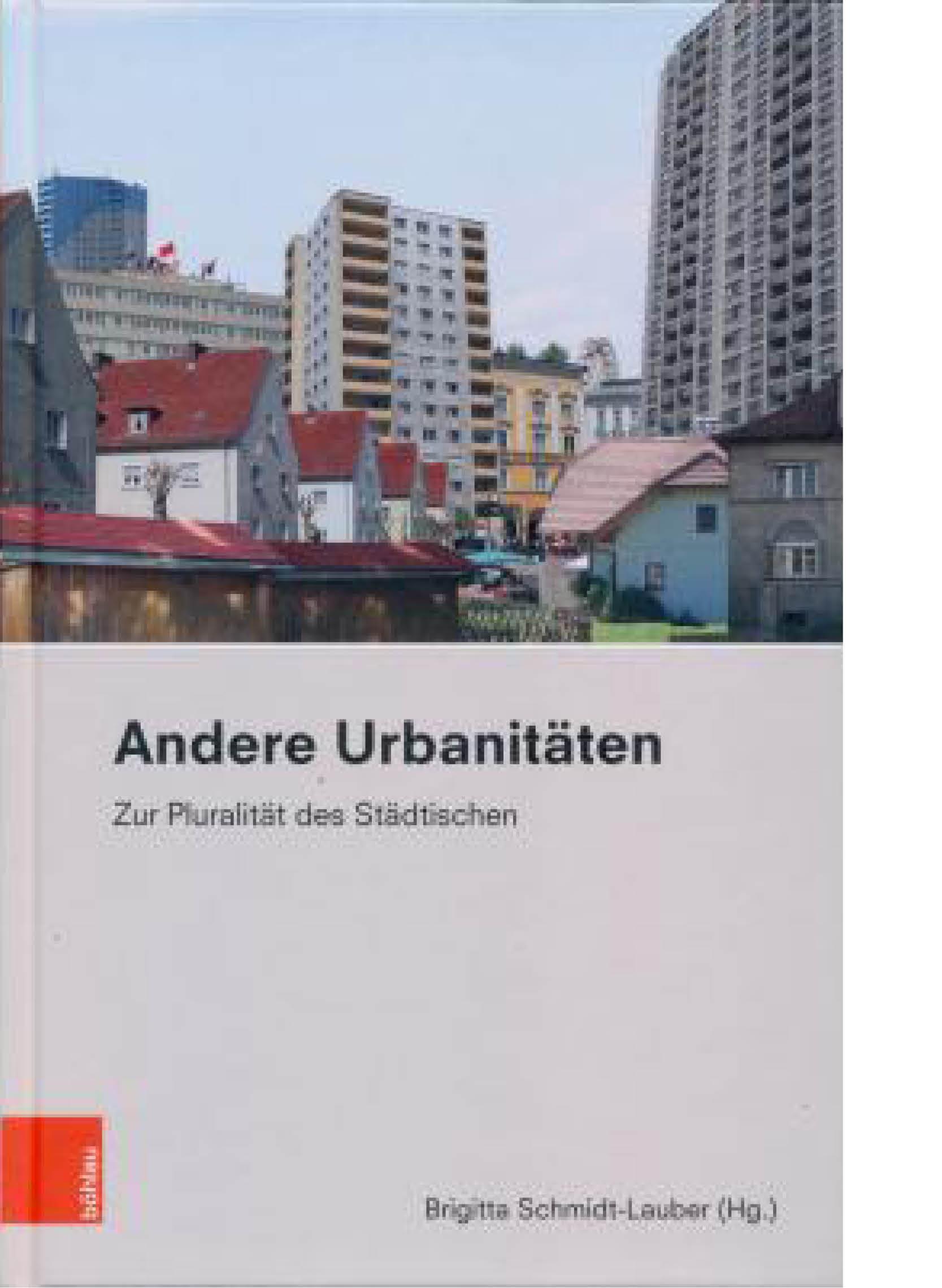 Andere Urbanitäten