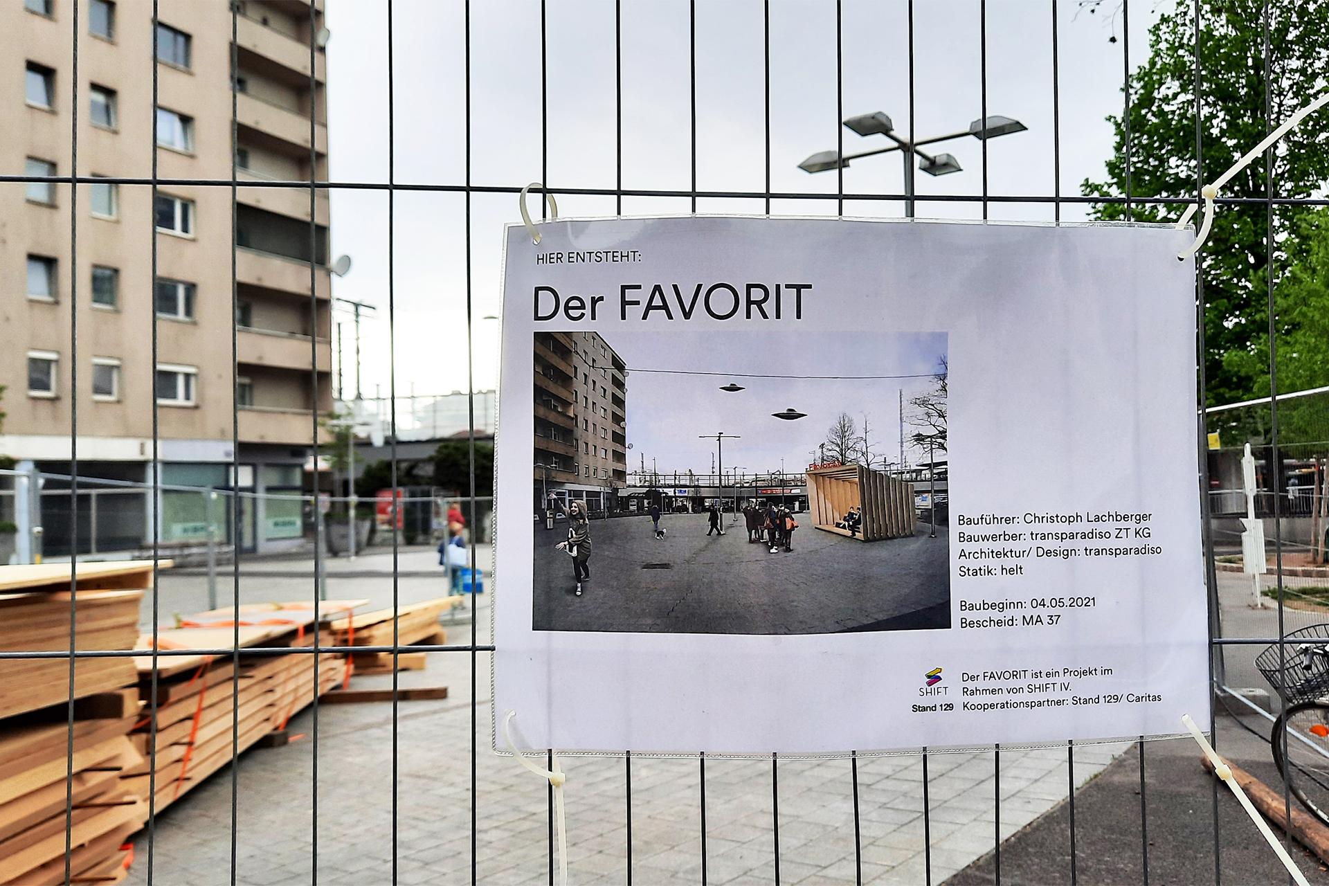 FAVORIT - Presse-Eröffnung + Veranstaltungen ab 20.05.2021